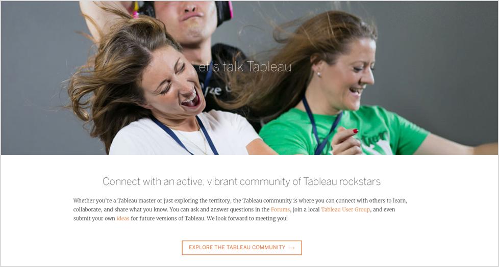 Deven Wisner Tableau Community