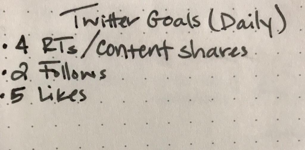 Deven Wisner Twitter Goals